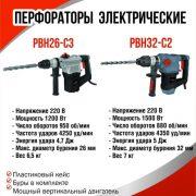 Перфоратор P.I.T. РВН26-С3